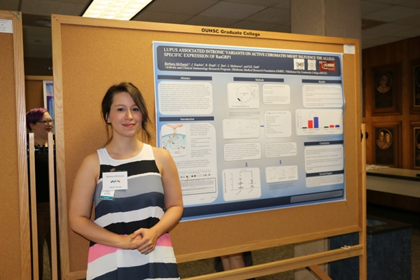 INBRE Summer Program Poster Winner